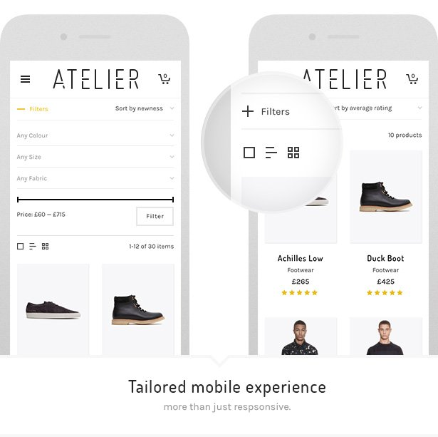 Atelier - Creative Multi-Purpose eCommerce Theme - 6